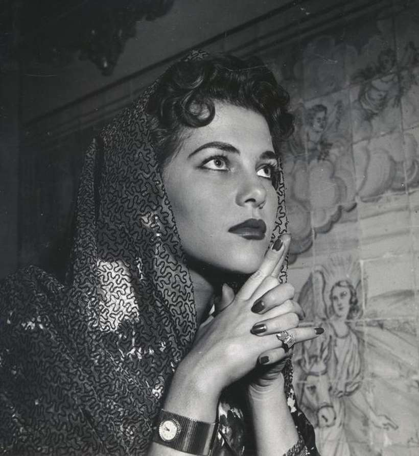 martha rocha, top 2 de miss universe 1954. primeira brasileira a participar de miss universe.†  - Página 3 20200712