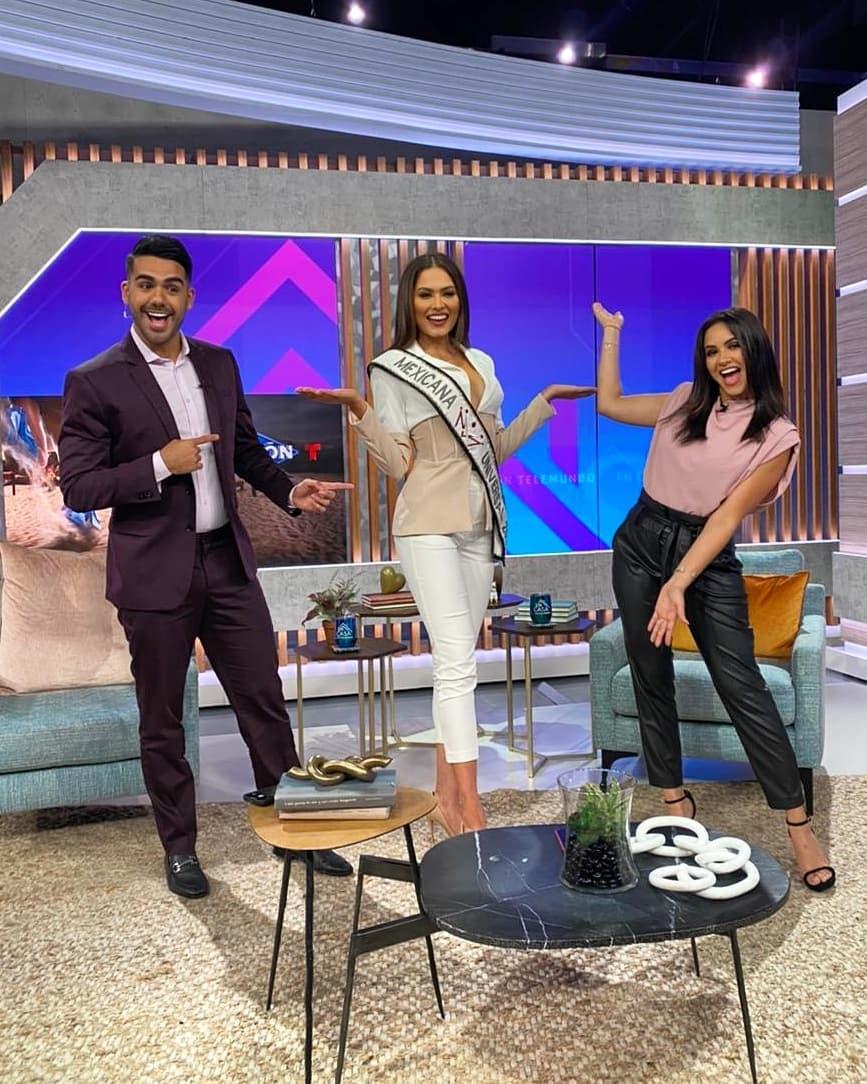 andrea meza, mexicana universal 2020. - Página 39 20534610