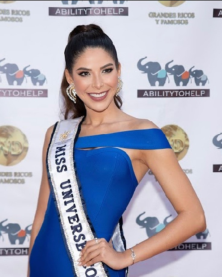 laura olascuaga, miss colombia universo 2020. - Página 20 20534912