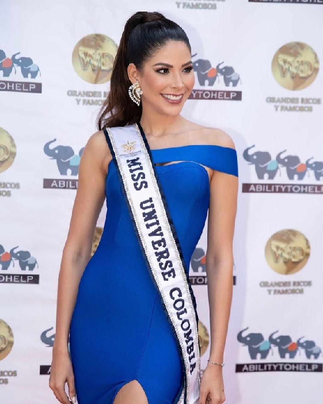 laura olascuaga, miss colombia universo 2020. - Página 20 20534913