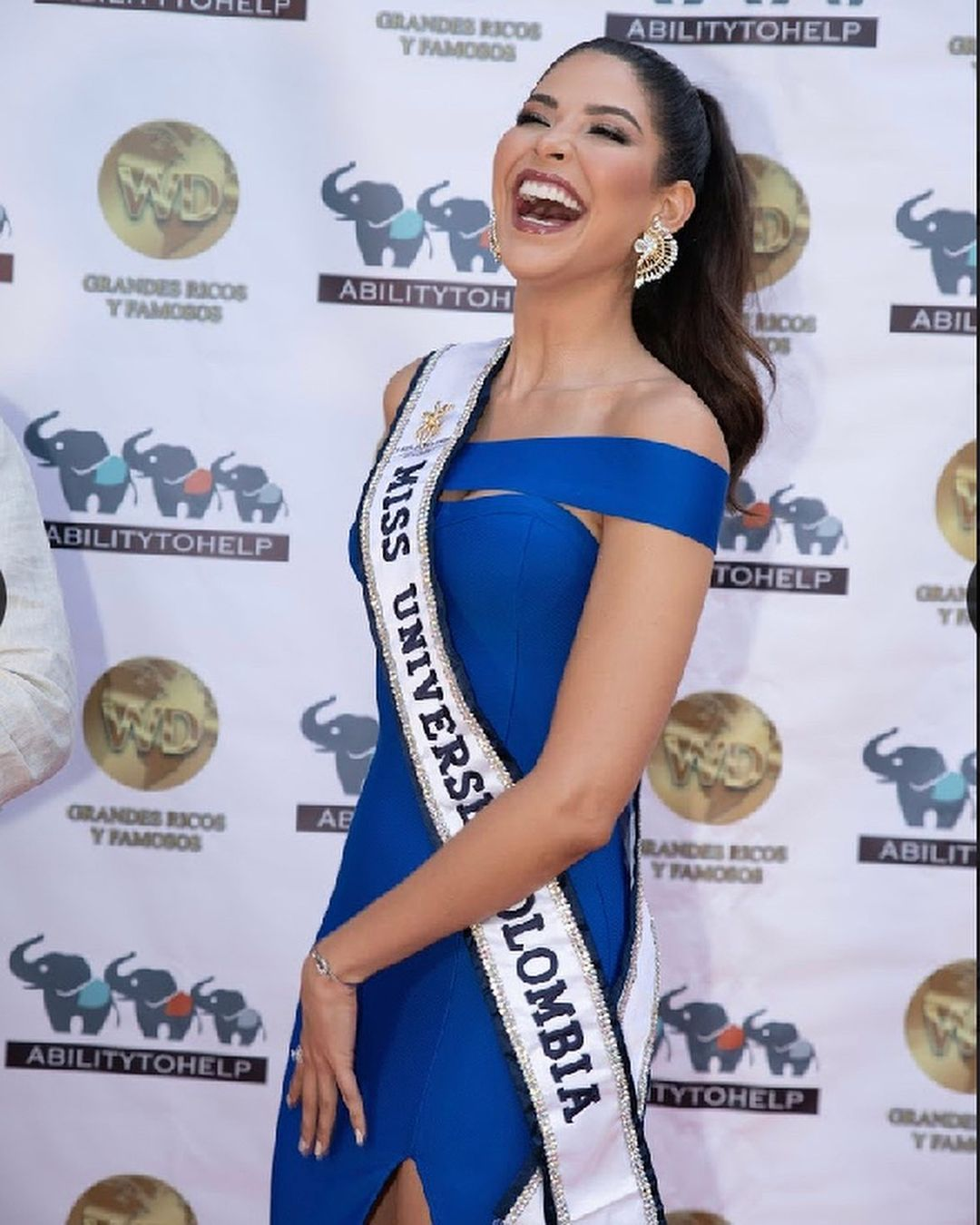 laura olascuaga, miss colombia universo 2020. - Página 20 20534915