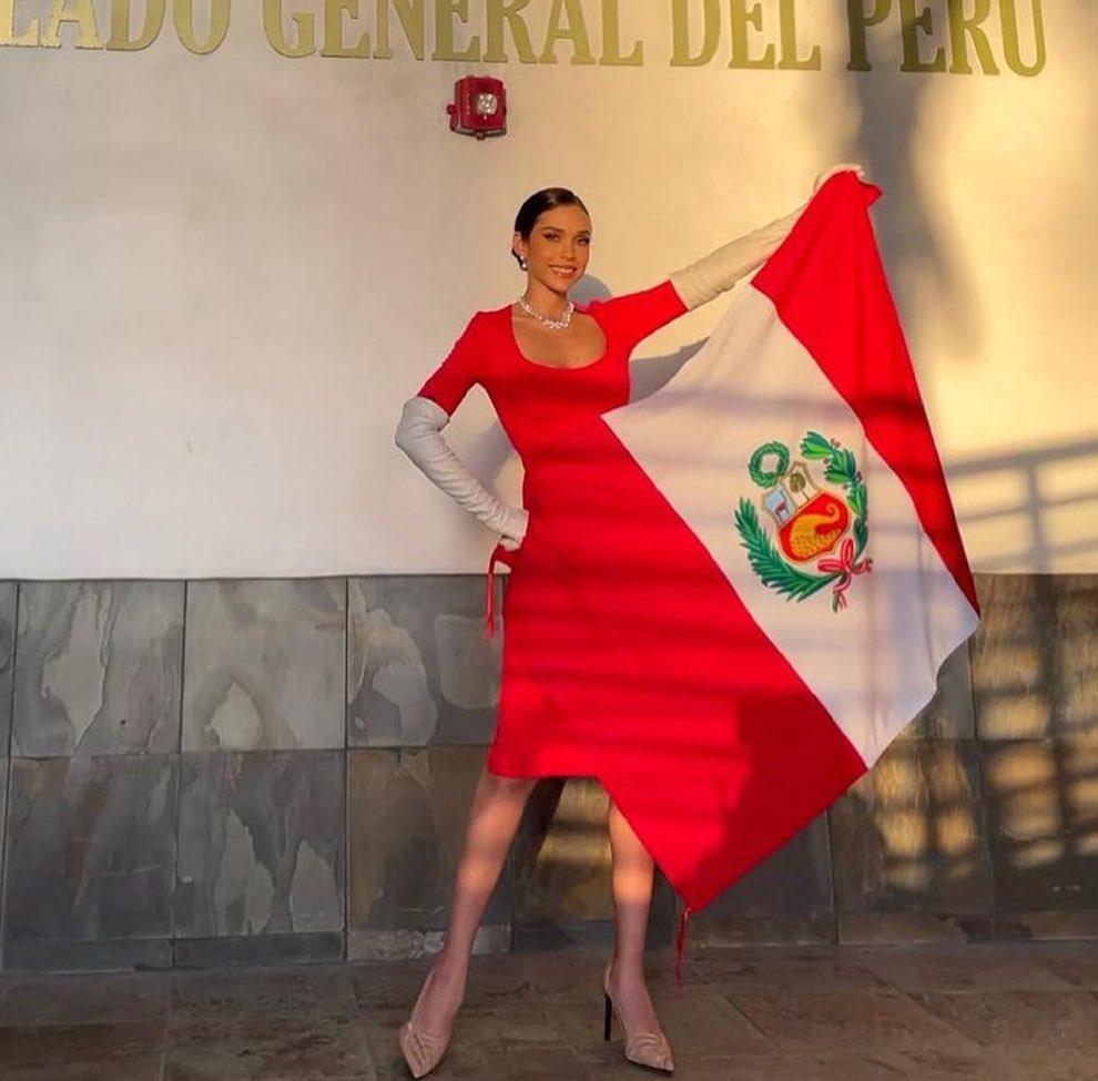 janick maceta, miss peru 2020/third runner-up de miss supranational 2019/1st runner-up de miss tourism 2017-2018.  - Página 24 20535510