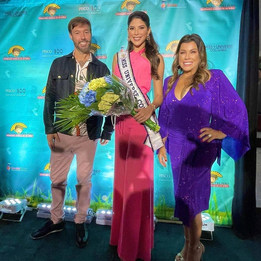 laura olascuaga, miss colombia universo 2020. - Página 20 20553310