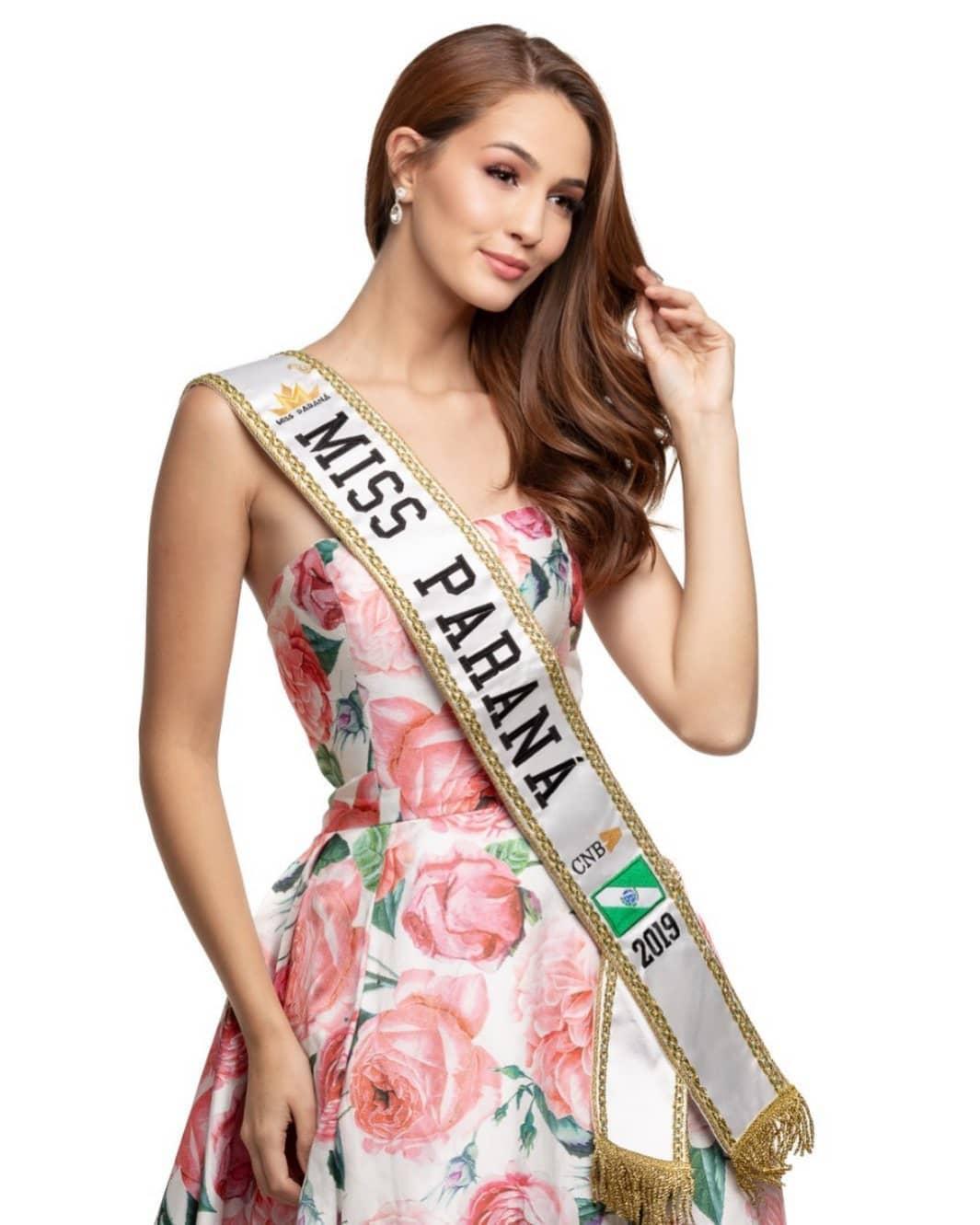 deise caroline ribas, top 10 de miss brasil mundo 2019/miss parana universo 2018/top 2 de miss teen international 2017. - Página 5 21049613