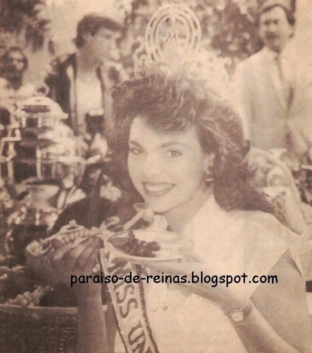 barbara palacios, miss universe 1986. 212bmi10