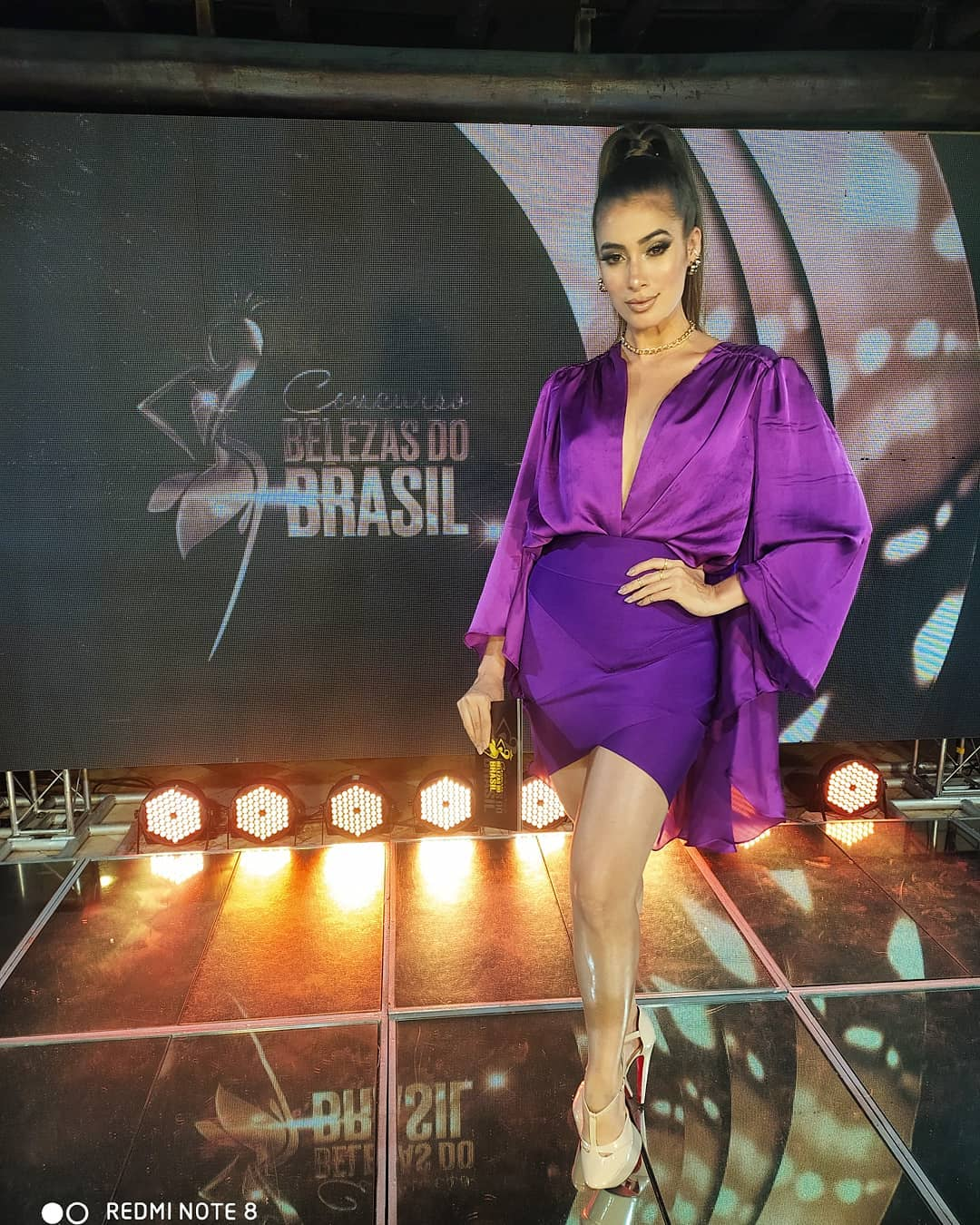 natalia gurgel, top model brasil 2021/miss morada nova 2019/miss sertao central empresarial 2018/top 20 de miss asia pacific international 2018, representando o uruguai. - Página 5 21373110