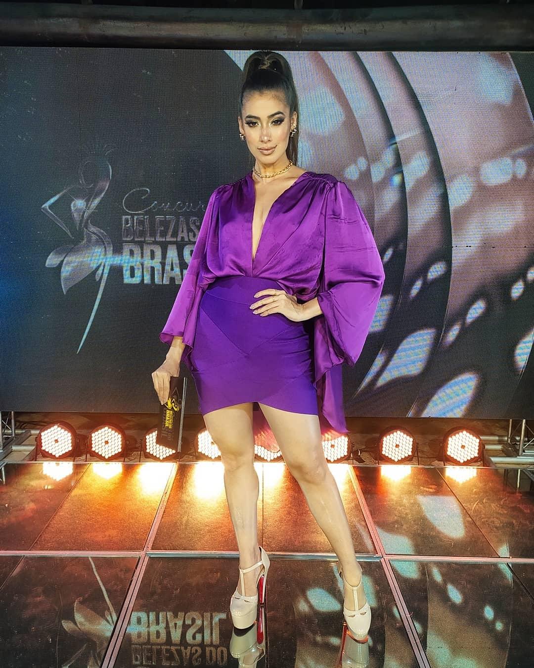 natalia gurgel, top model brasil 2021/miss morada nova 2019/miss sertao central empresarial 2018/top 20 de miss asia pacific international 2018, representando o uruguai. - Página 5 21373111