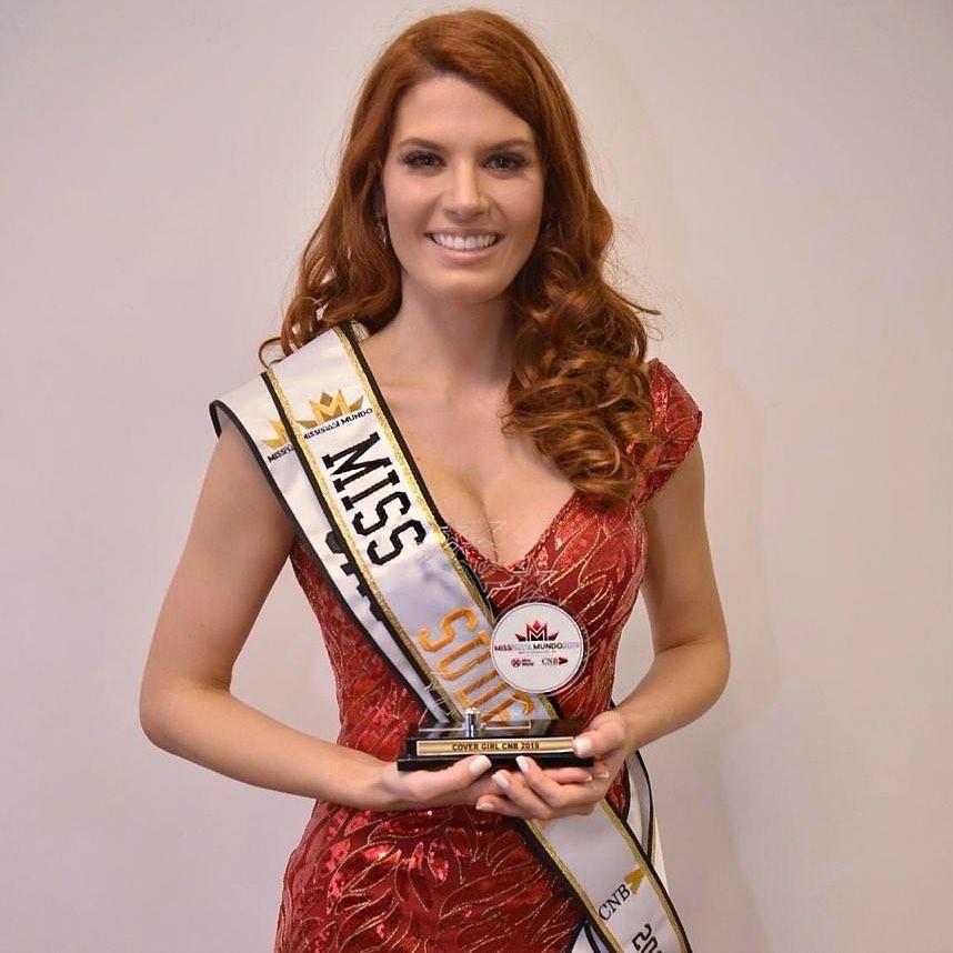 michelle valle, top 10 de miss brasil mundo 2019. 21395112