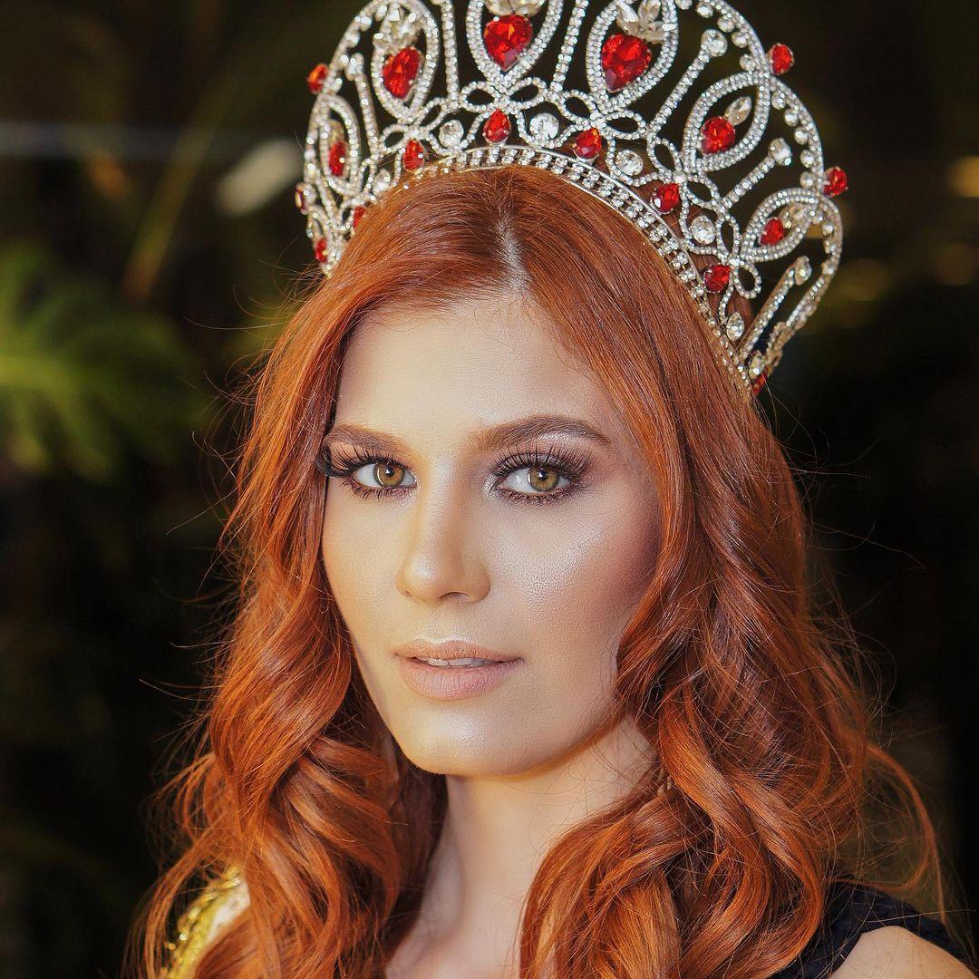 michelle valle, top 10 de miss brasil mundo 2019. - Página 2 21395313