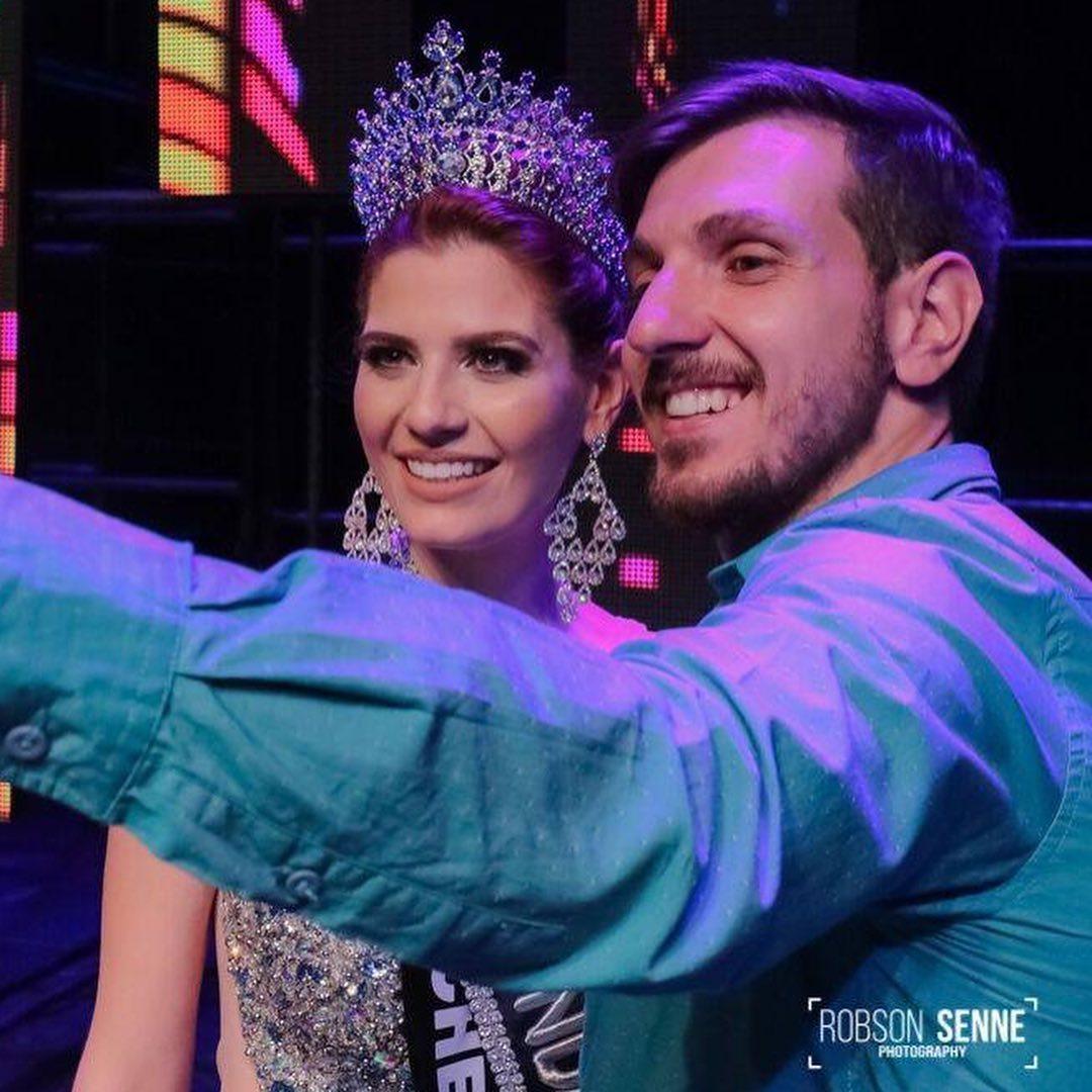 michelle valle, top 10 de miss brasil mundo 2019. - Página 2 21395317