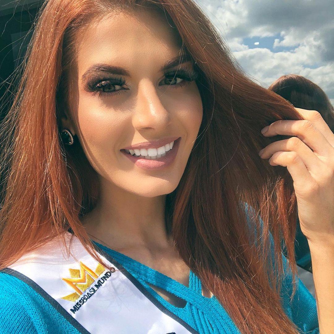 michelle valle, top 10 de miss brasil mundo 2019. - Página 2 21395319