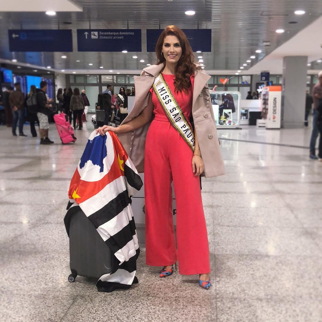 michelle valle, top 10 de miss brasil mundo 2019. - Página 2 21395412