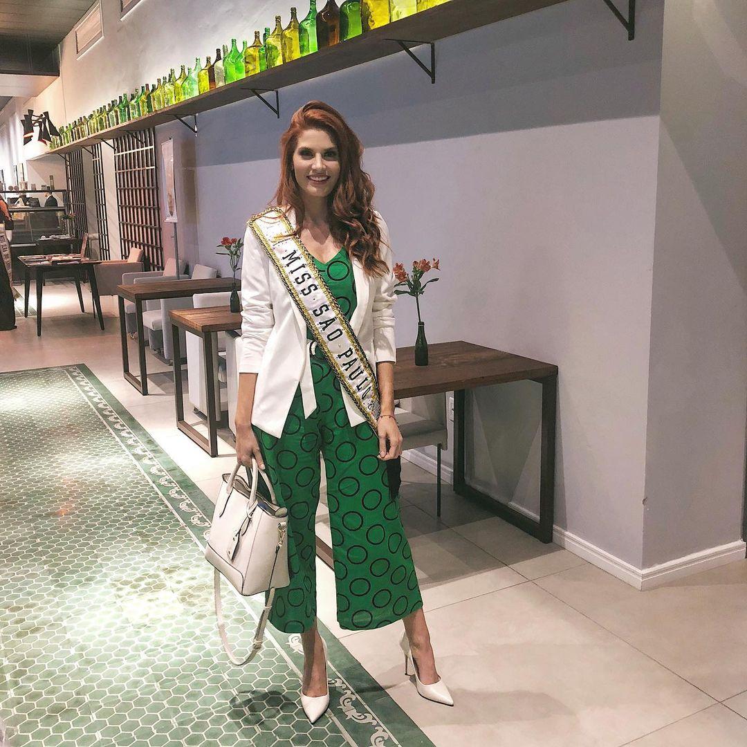 michelle valle, top 10 de miss brasil mundo 2019. - Página 2 21395413