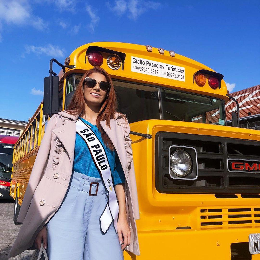 michelle valle, top 10 de miss brasil mundo 2019. - Página 2 21395414