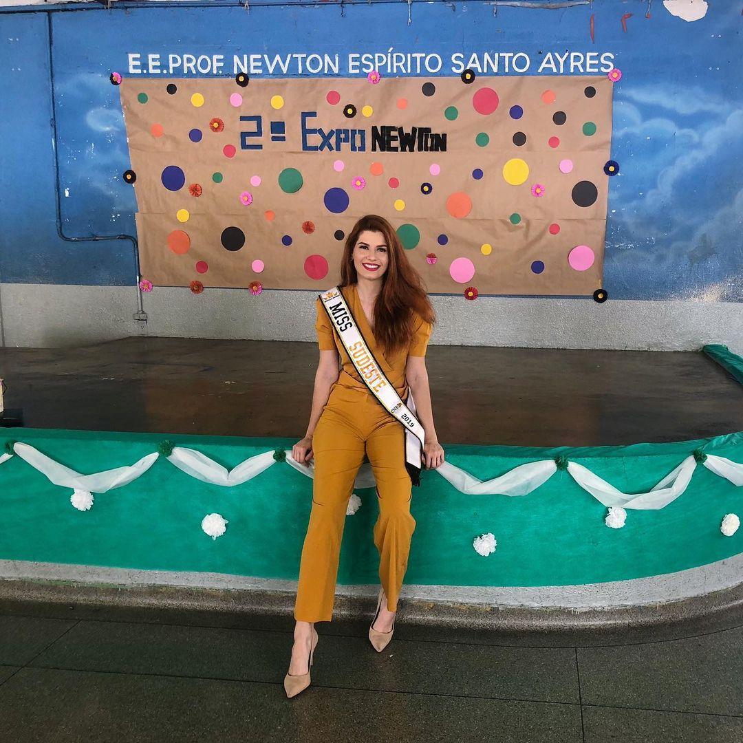 michelle valle, top 10 de miss brasil mundo 2019. - Página 2 21395416
