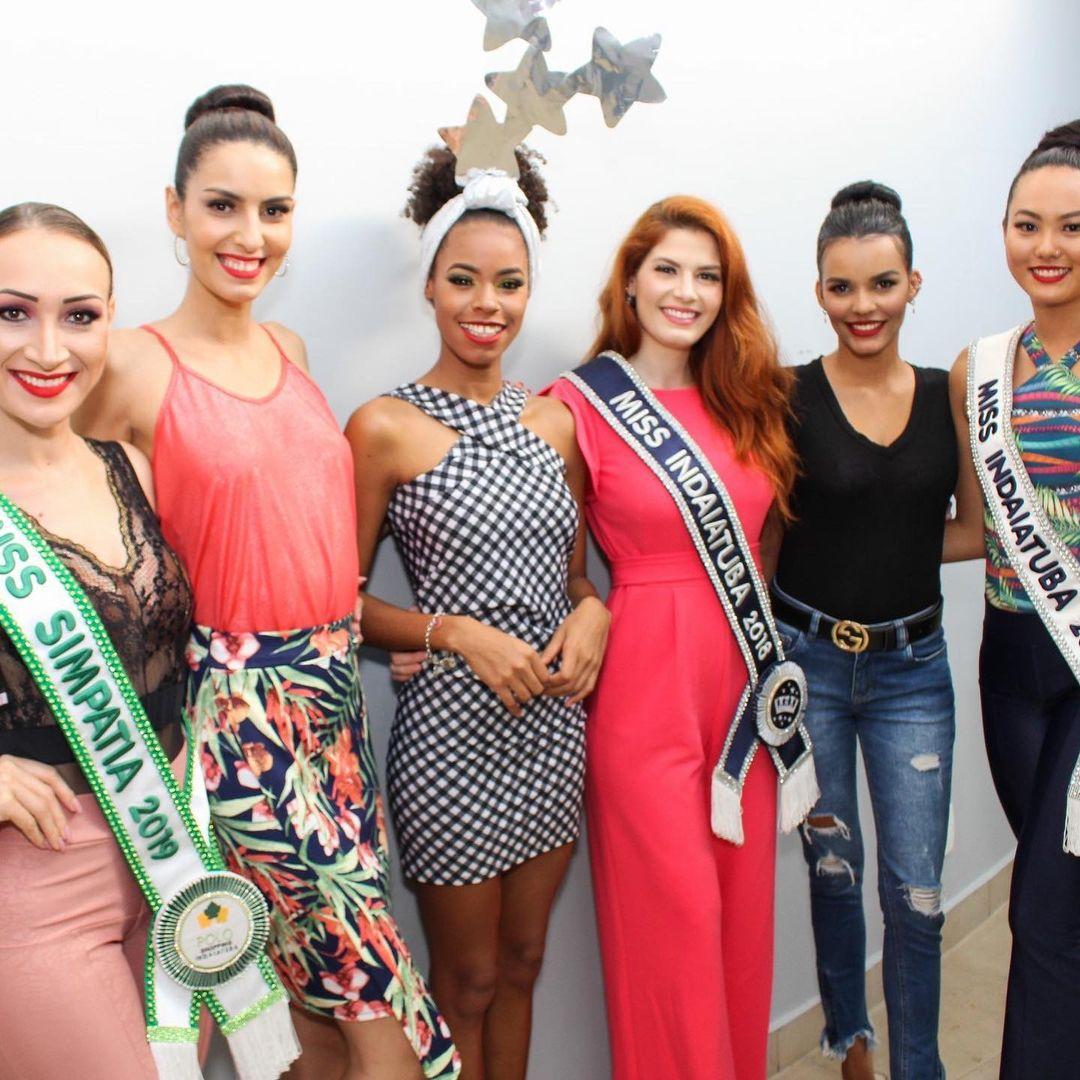 michelle valle, top 10 de miss brasil mundo 2019. - Página 3 21395610