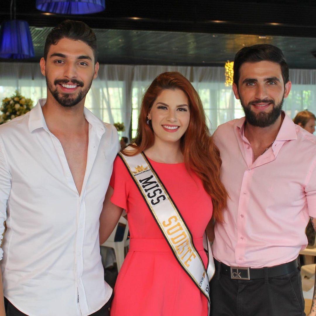 michelle valle, top 10 de miss brasil mundo 2019. - Página 3 21395611
