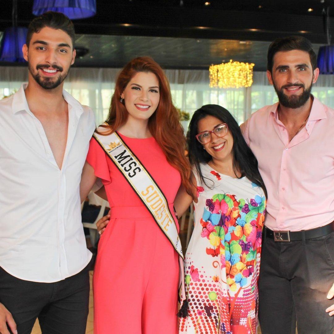 michelle valle, top 10 de miss brasil mundo 2019. - Página 3 21395612