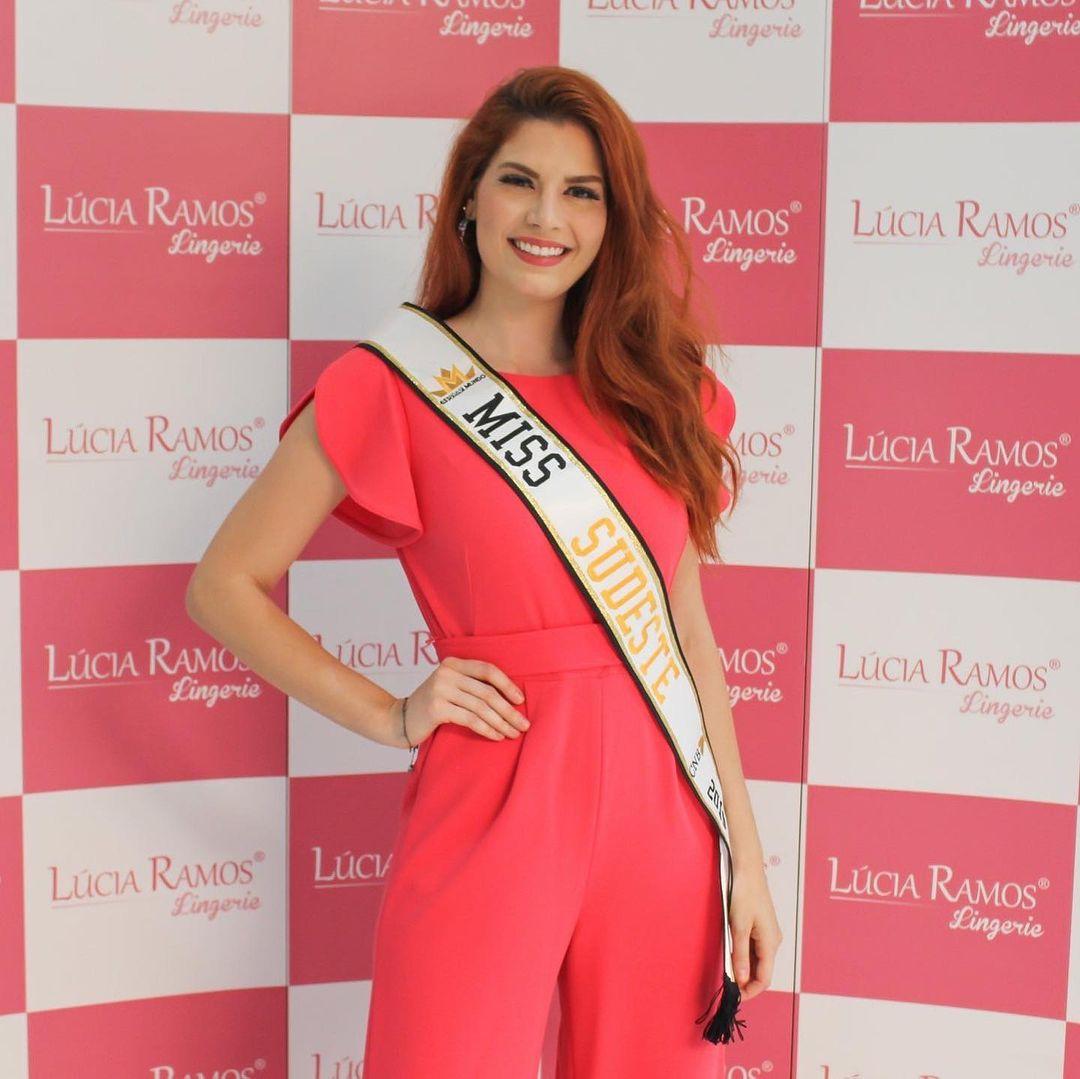 michelle valle, top 10 de miss brasil mundo 2019. - Página 3 21395613