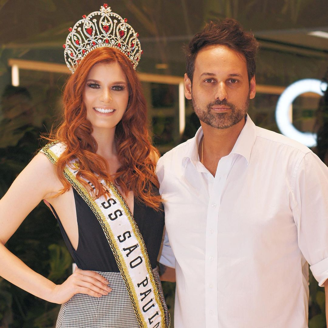michelle valle, top 10 de miss brasil mundo 2019. - Página 3 21395619