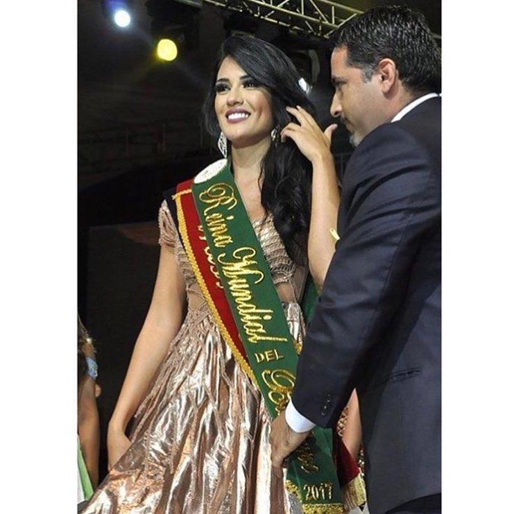 yenny katherine carrillo, top 20 de miss earth 2019/reyna mundial banano 2017. - Página 3 21911110