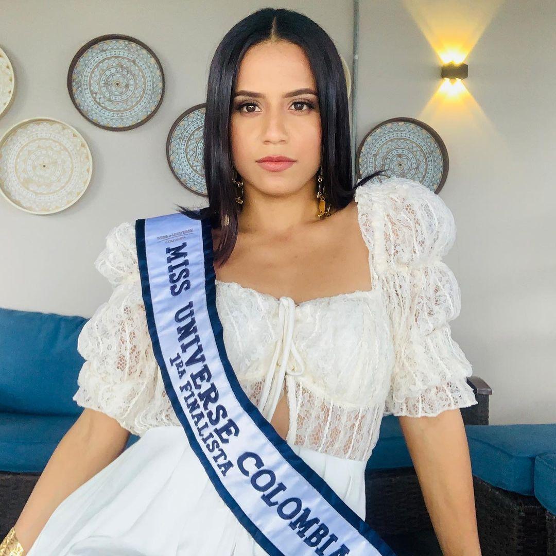 jennifer pulgarin, 1st runner-up de miss universe colombia 2020. 21966810