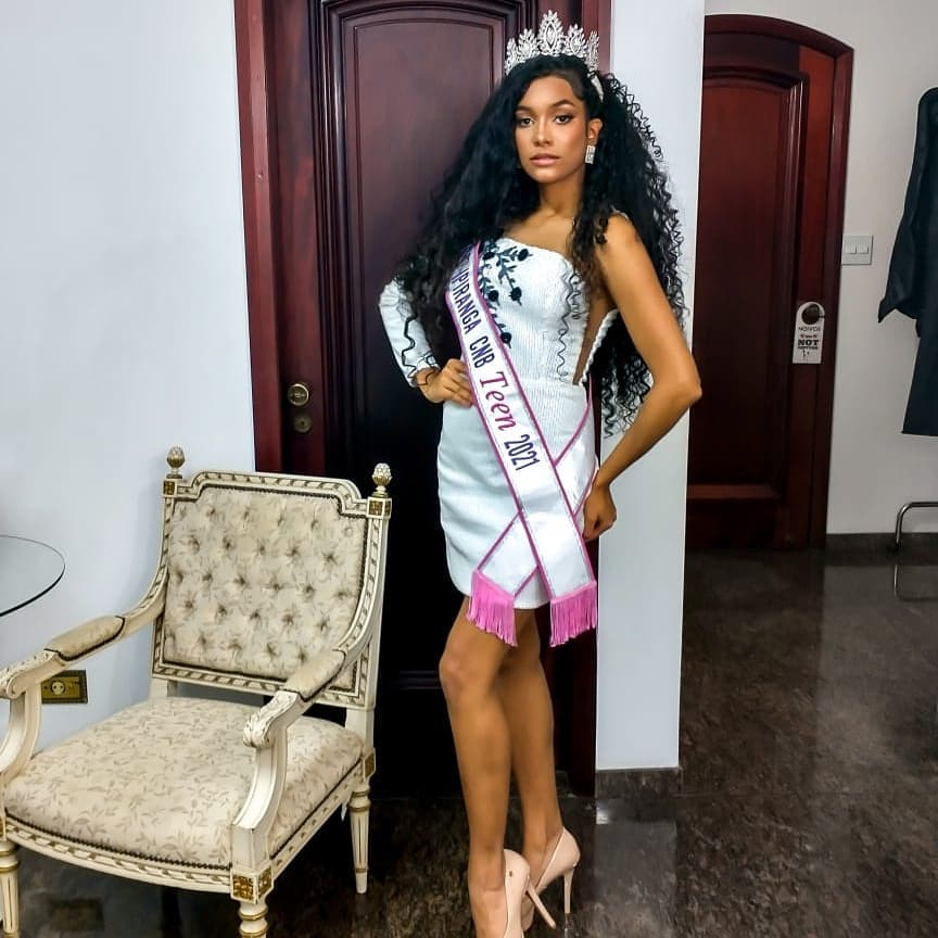 yasmin teles, miss teen brasil mundial 2021. 22031810