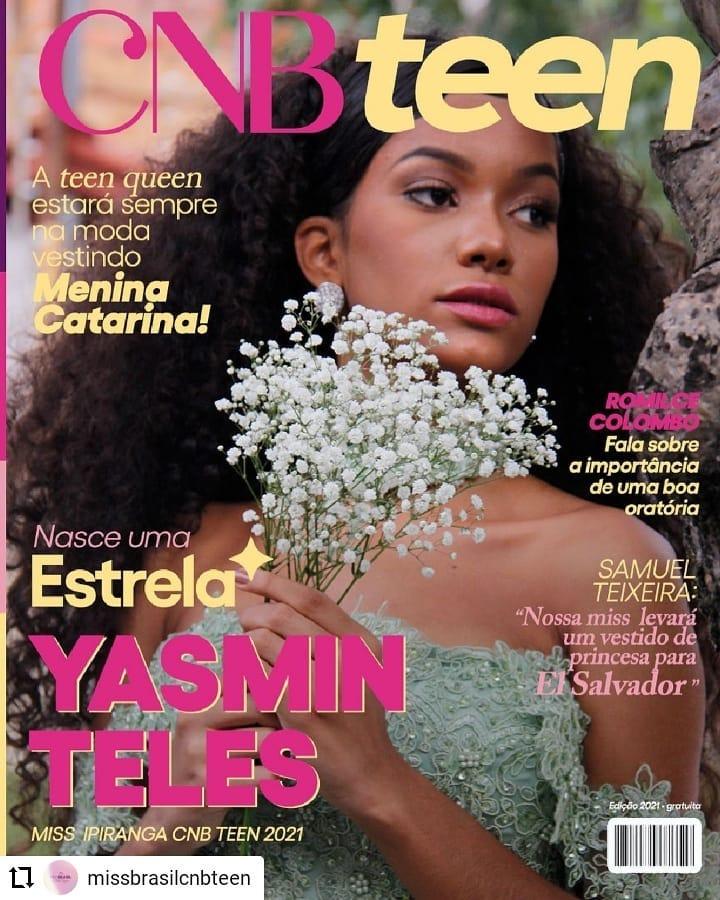 yasmin teles, miss teen brasil mundial 2021. 22031910