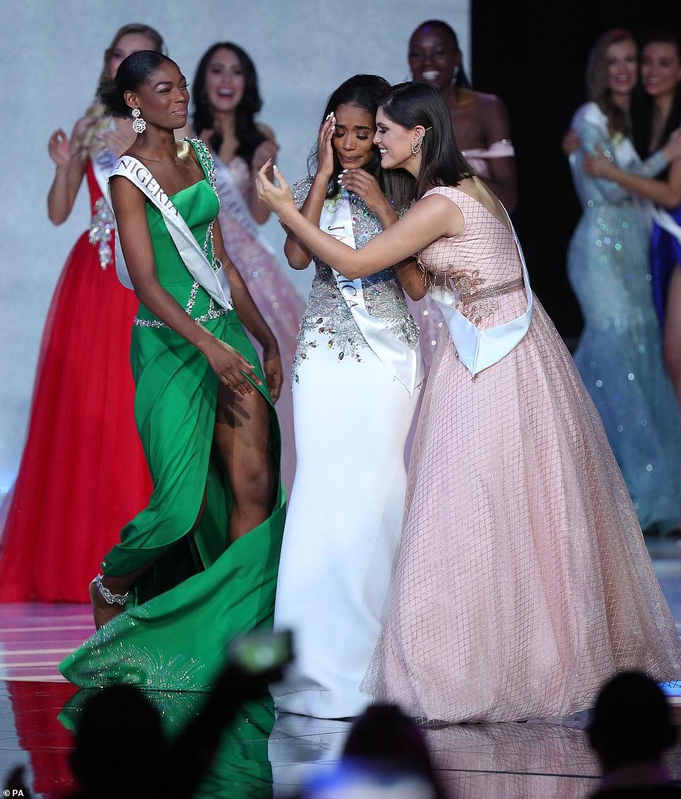 elis miele, top 5 de miss world 2019. - Página 41 22240910