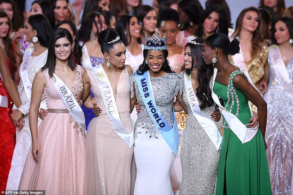 elis miele, top 5 de miss world 2019. - Página 41 22241310