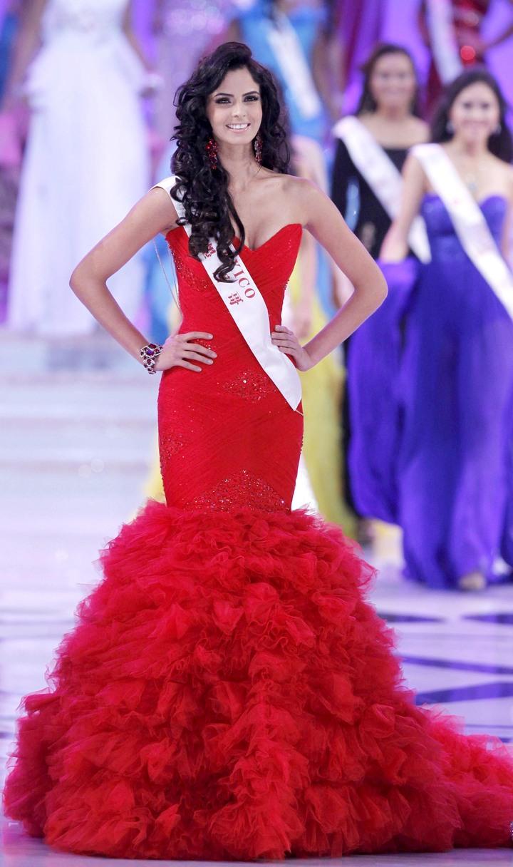 mariana berumen, top 36 de miss model of the world 2018/top 15 de miss world 2012 22608010
