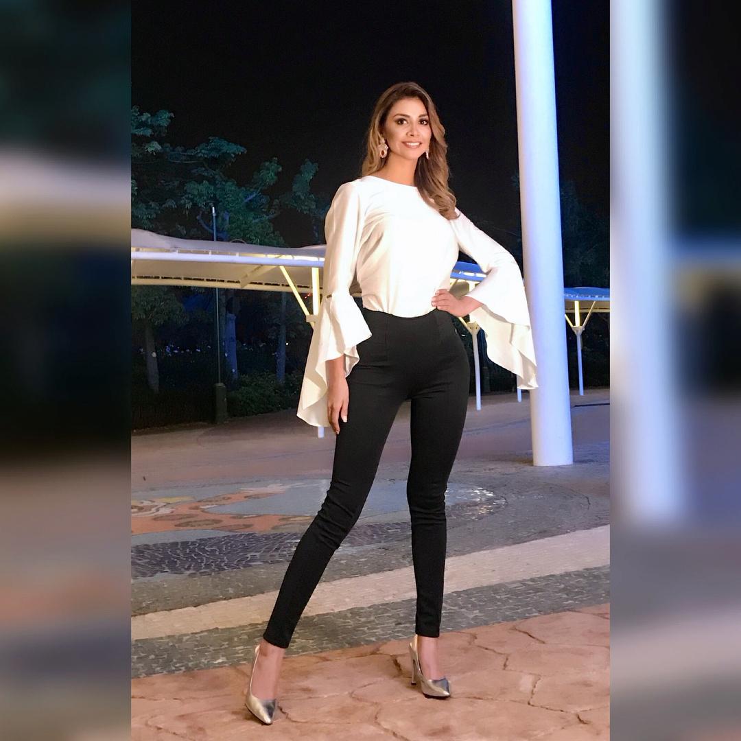 pamela sanchez, candidata a miss peru universo 2019/top 40 de miss world 2017. - Página 11 22860810
