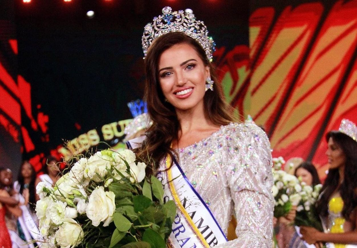 chanique rabe, miss supranational 2021. 23223512