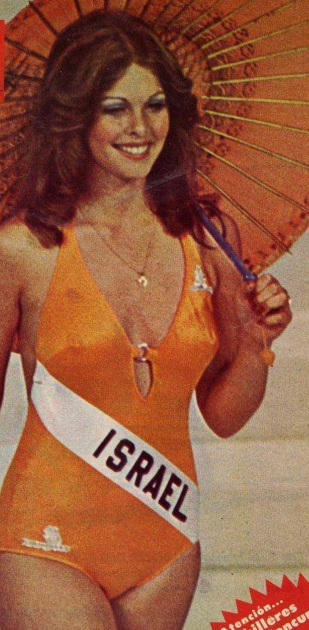 rina messinger, miss universe 1976. 23321610