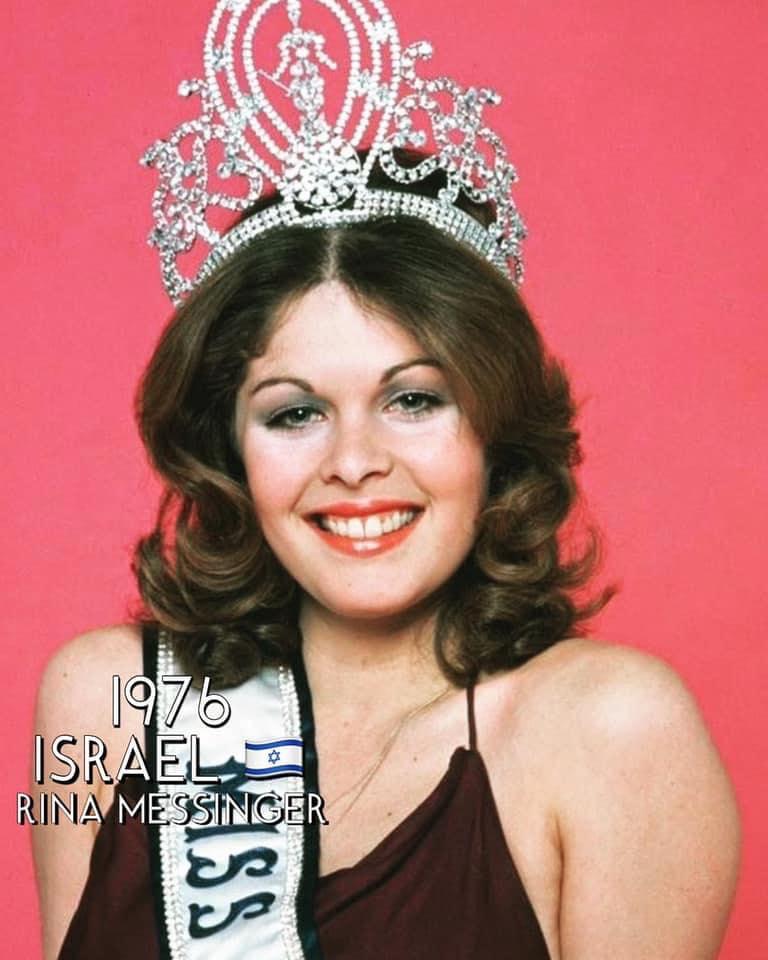 rina messinger, miss universe 1976. 23321616