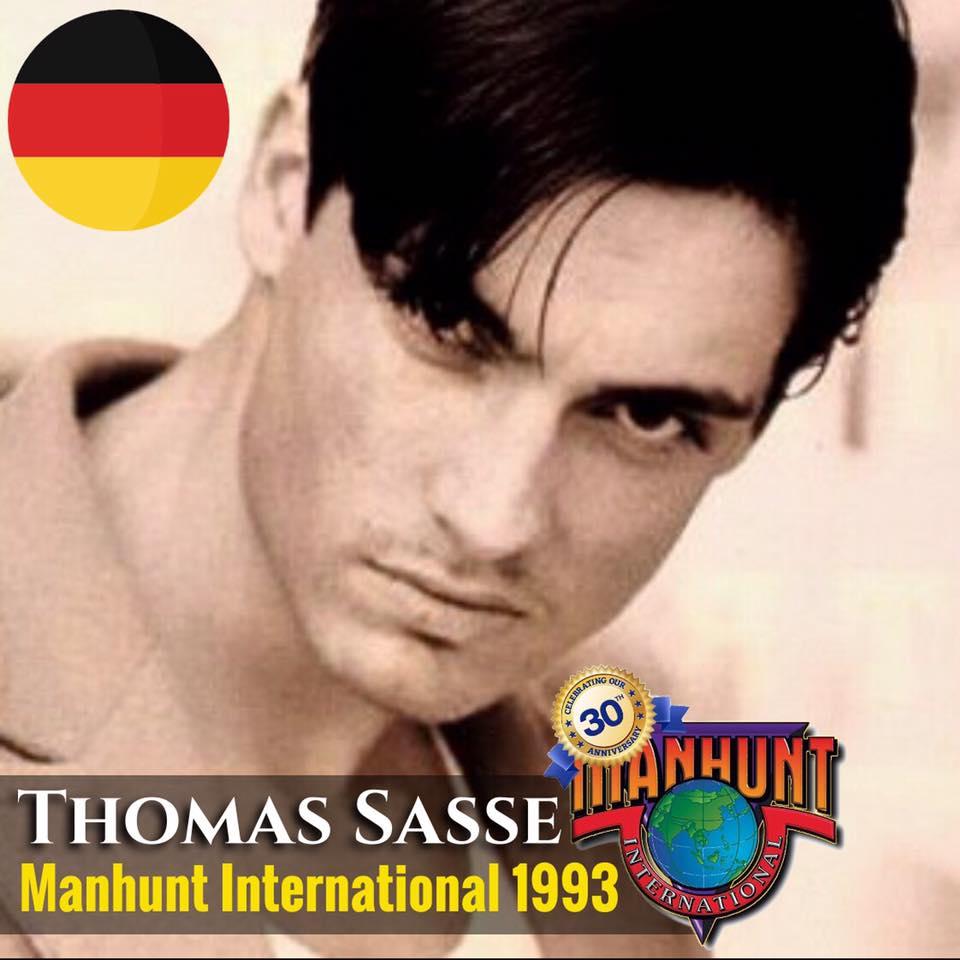 thomas sasse, manhunt international 1993. 23357310