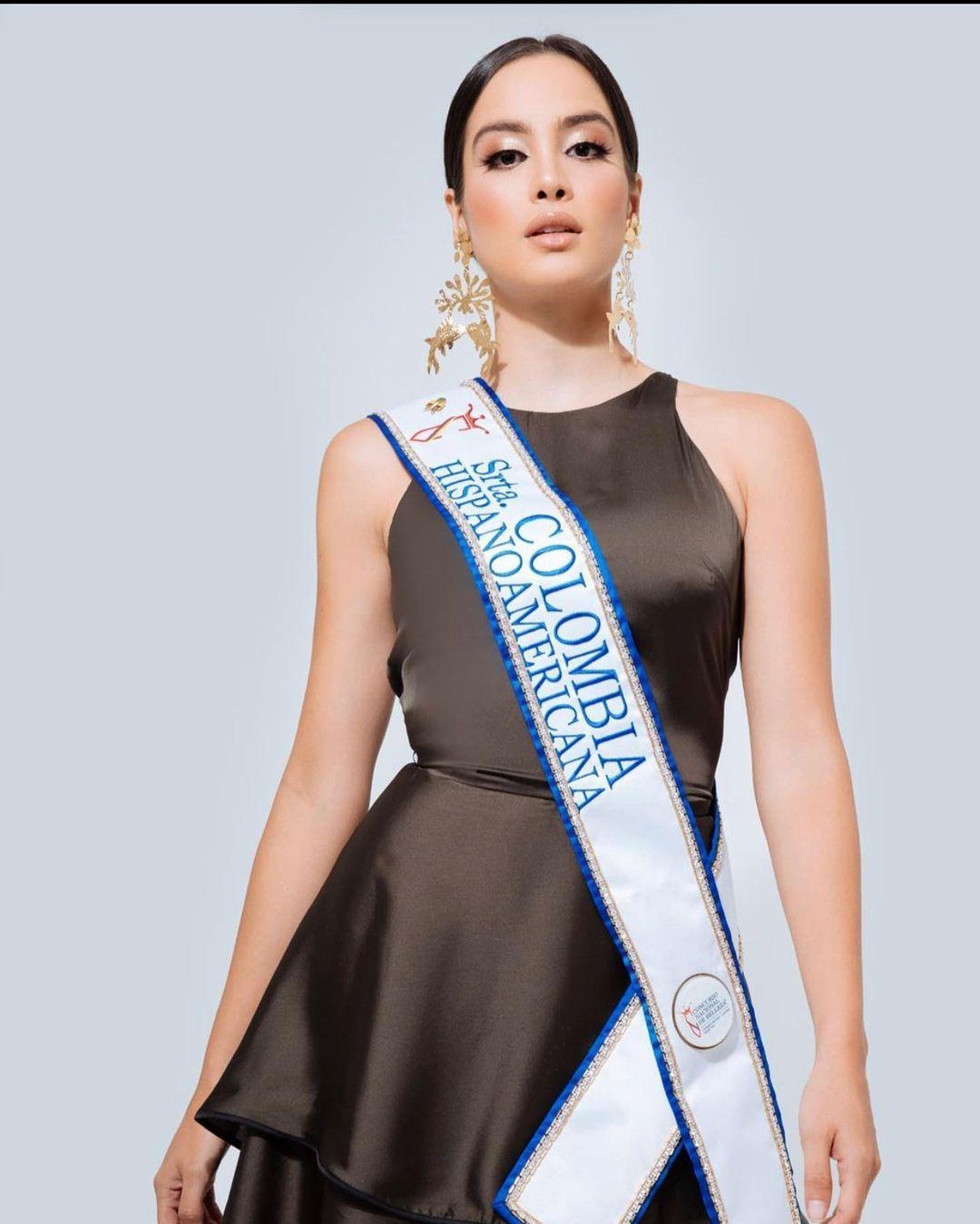 maria alejandra vengoechea, miss colombia hispanoamericana 2021/3rd runner-up de miss international 2019. - Página 14 23480210
