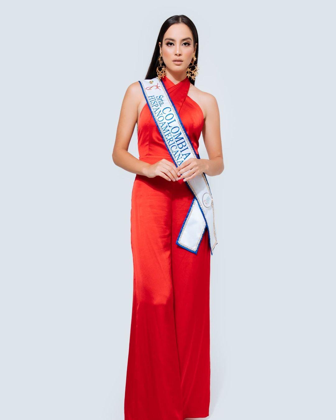 maria alejandra vengoechea, miss colombia hispanoamericana 2021/3rd runner-up de miss international 2019. - Página 14 23480212