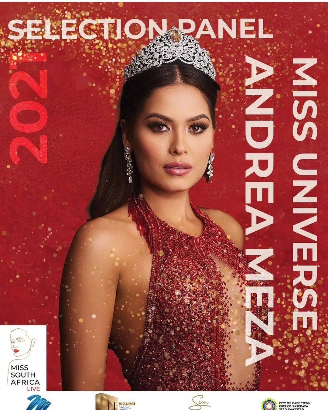 andrea meza, miss universe 2020 - part III. - Página 31 24013213