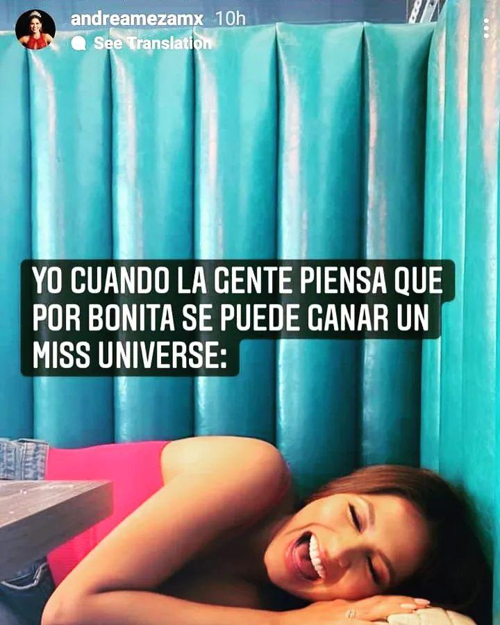 andrea meza, miss universe 2020 - part III. - Página 31 24013218