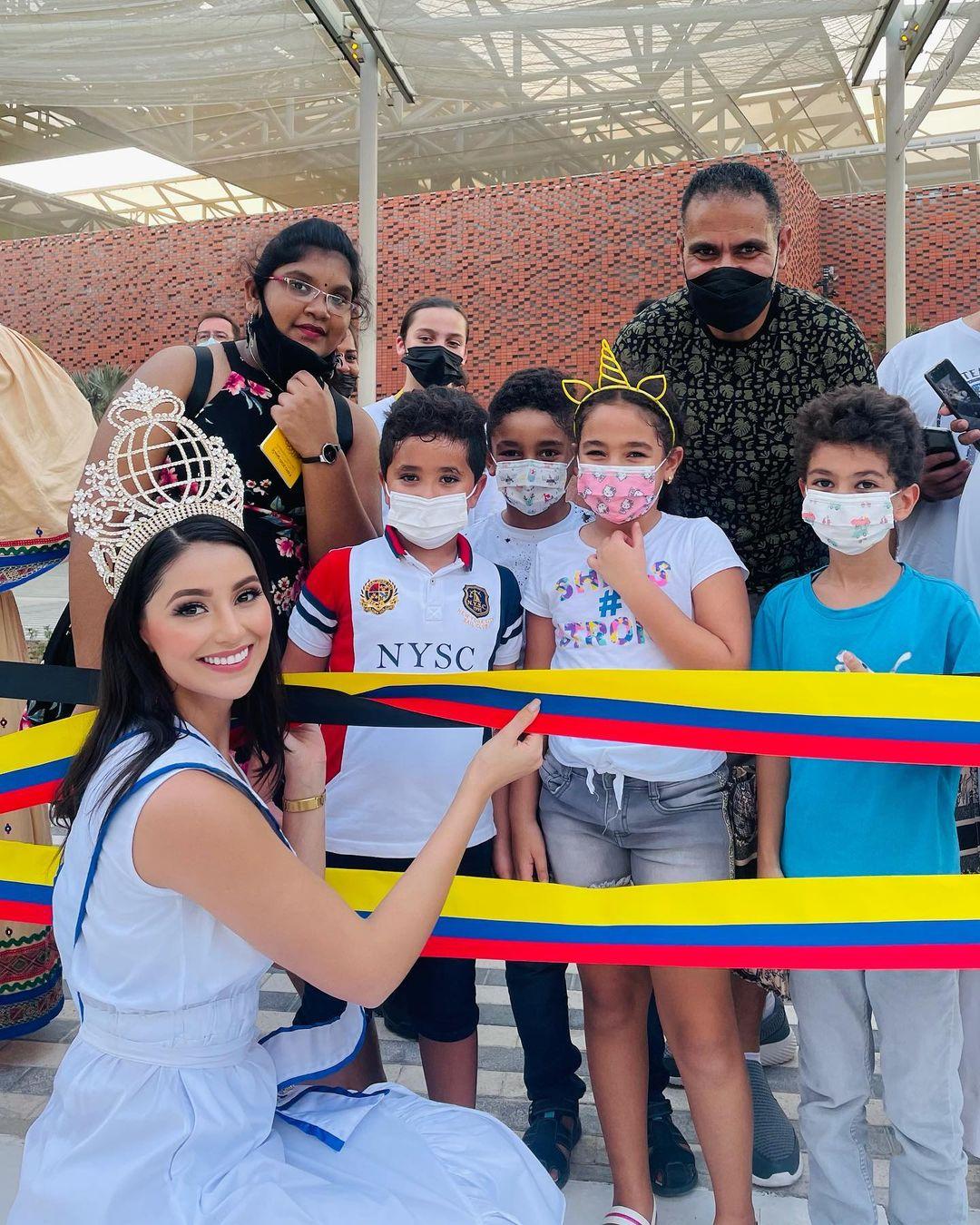 andrea aguilera, miss world colombia 2021. - Página 7 24013818