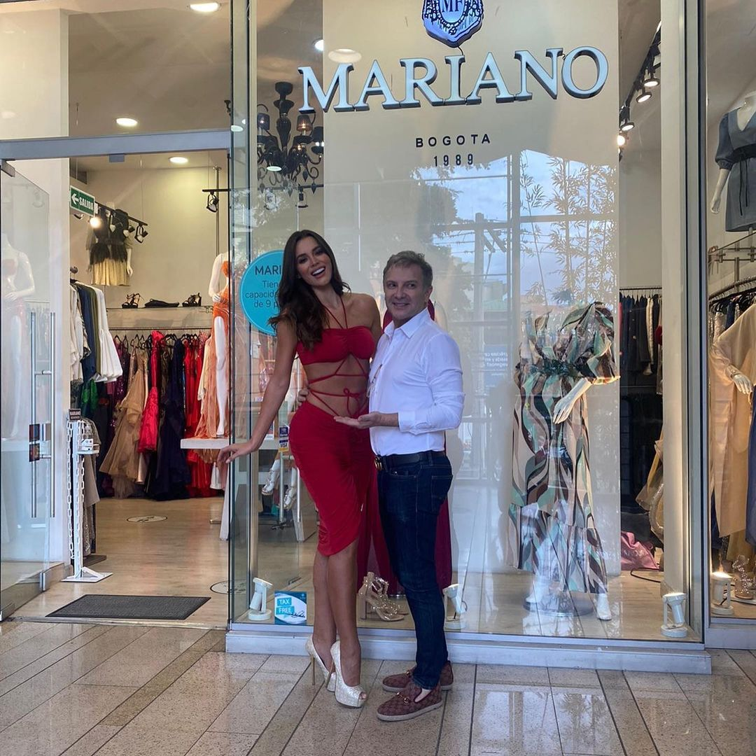 maria alejandra lopez perez, top 2 de miss universe colombia 2021/reyna hispanoamericana 2013/miss caraibes hibiscus 2014/miss colombia mundo 2015. - Página 3 24057811