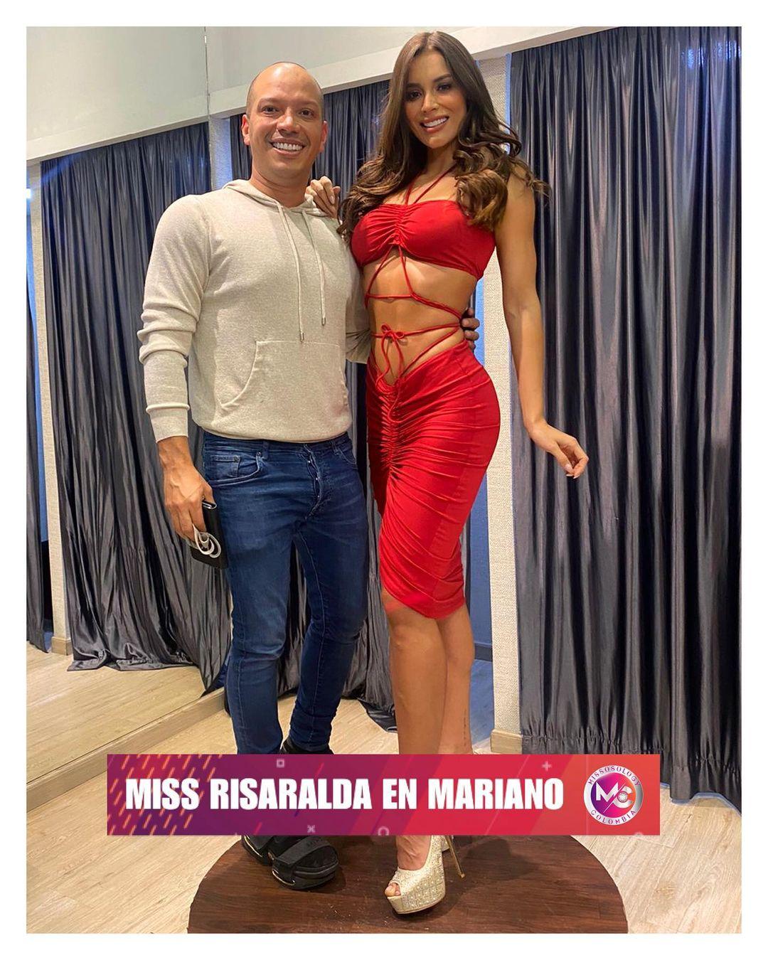 maria alejandra lopez perez, top 2 de miss universe colombia 2021/reyna hispanoamericana 2013/miss caraibes hibiscus 2014/miss colombia mundo 2015. - Página 3 24057816