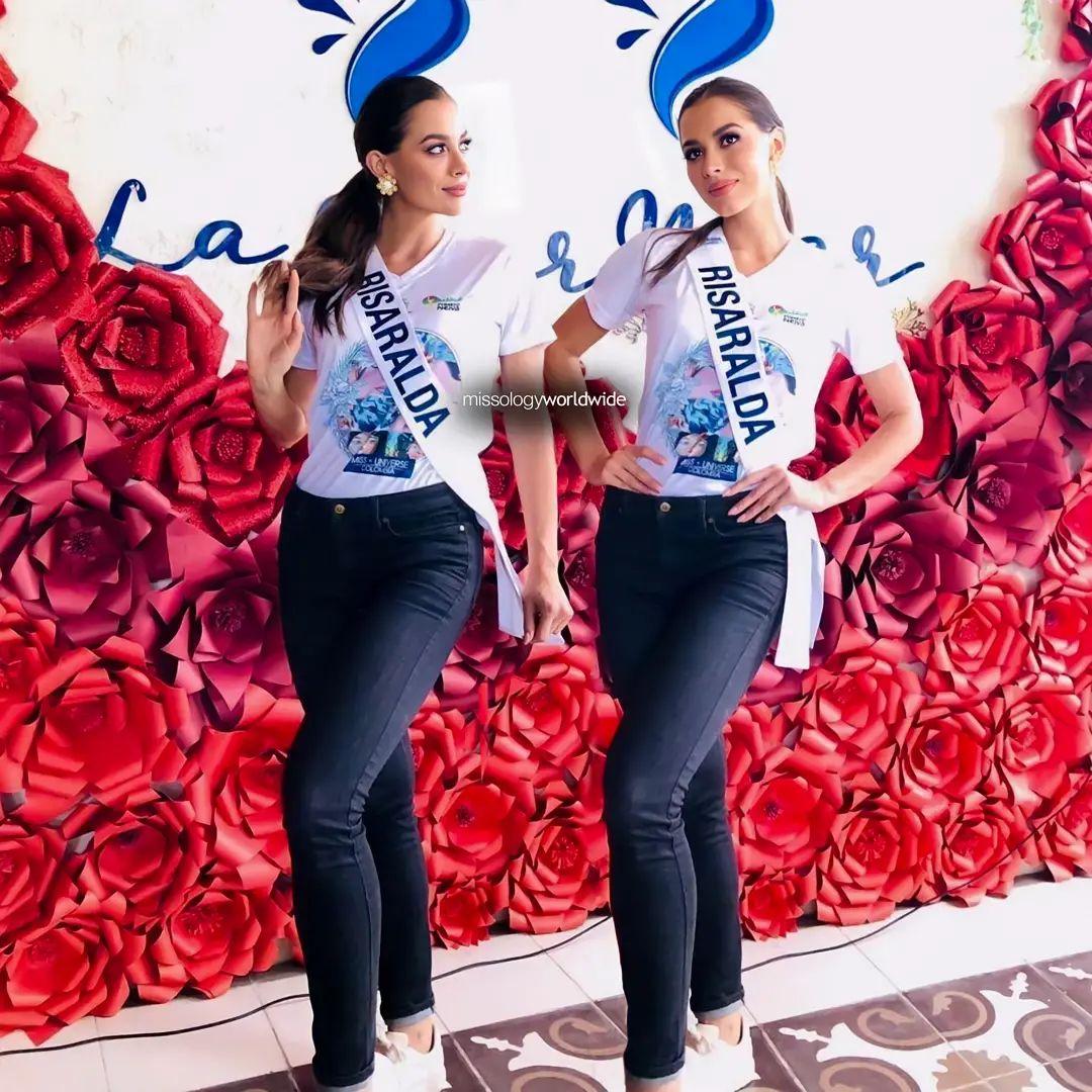 maria alejandra lopez perez, top 2 de miss universe colombia 2021/reyna hispanoamericana 2013/miss caraibes hibiscus 2014/miss colombia mundo 2015. - Página 3 24057914
