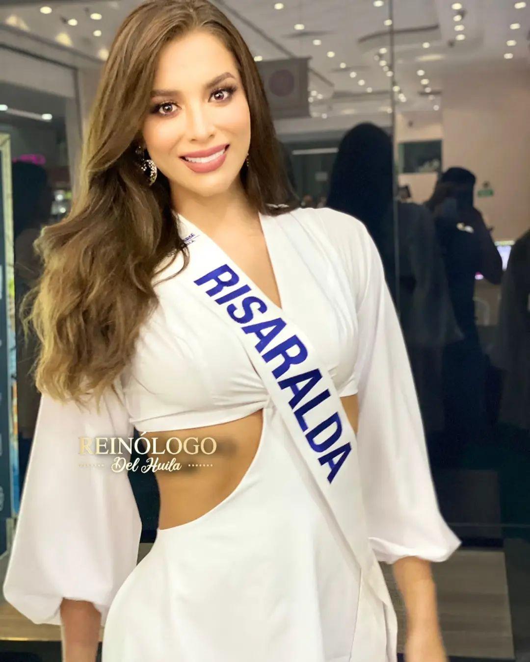 maria alejandra lopez perez, top 2 de miss universe colombia 2021/reyna hispanoamericana 2013/miss caraibes hibiscus 2014/miss colombia mundo 2015. - Página 4 24058013