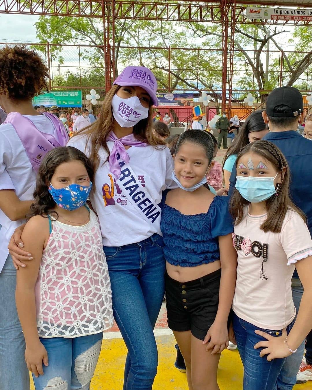 valeria ayos bossa, miss universe colombia 2021/miss water earth 2018. - Página 20 24068610