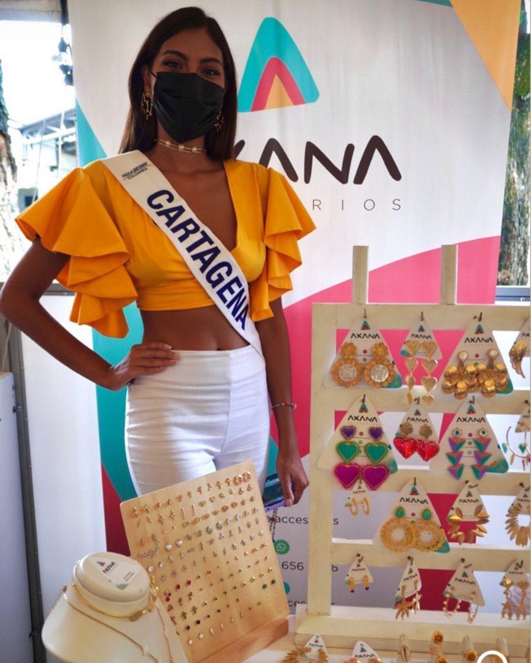valeria ayos bossa, miss universe colombia 2021/miss water earth 2018. - Página 21 24101310