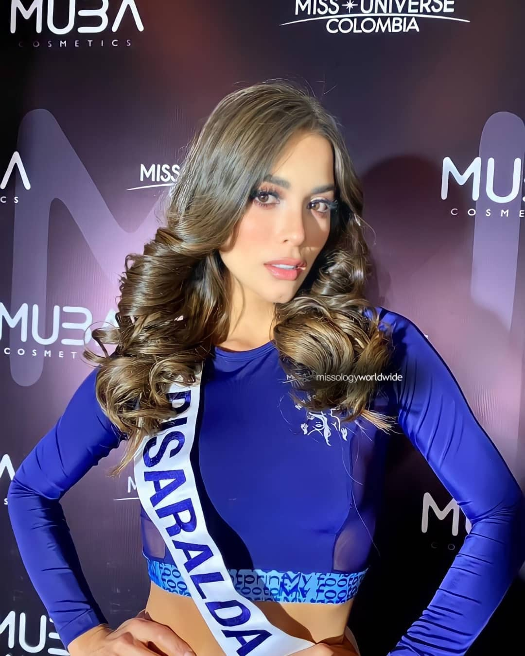 maria alejandra lopez perez, top 2 de miss universe colombia 2021/reyna hispanoamericana 2013/miss caraibes hibiscus 2014/miss colombia mundo 2015. - Página 5 24177612