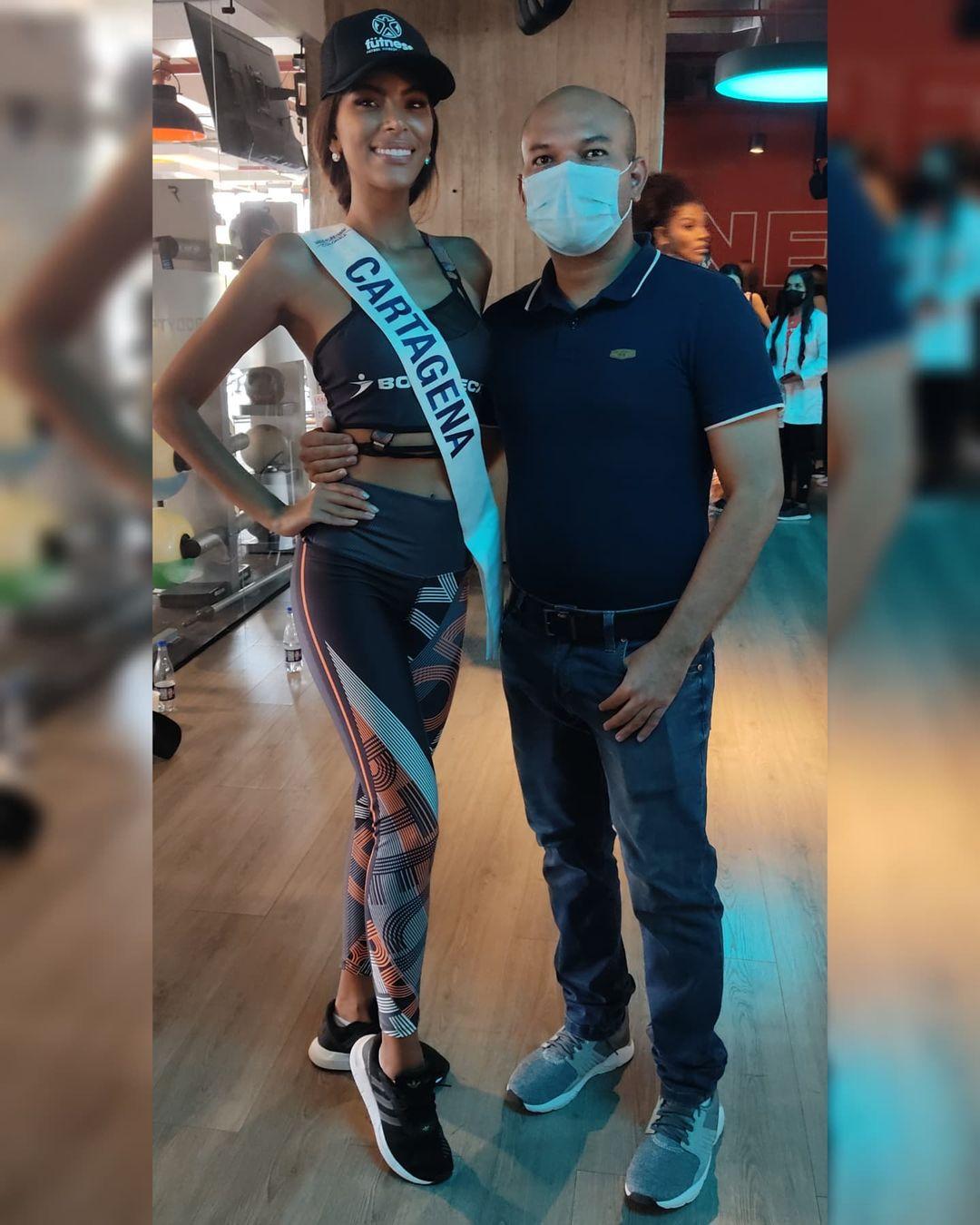 valeria ayos bossa, miss universe colombia 2021/miss water earth 2018. - Página 22 24190610
