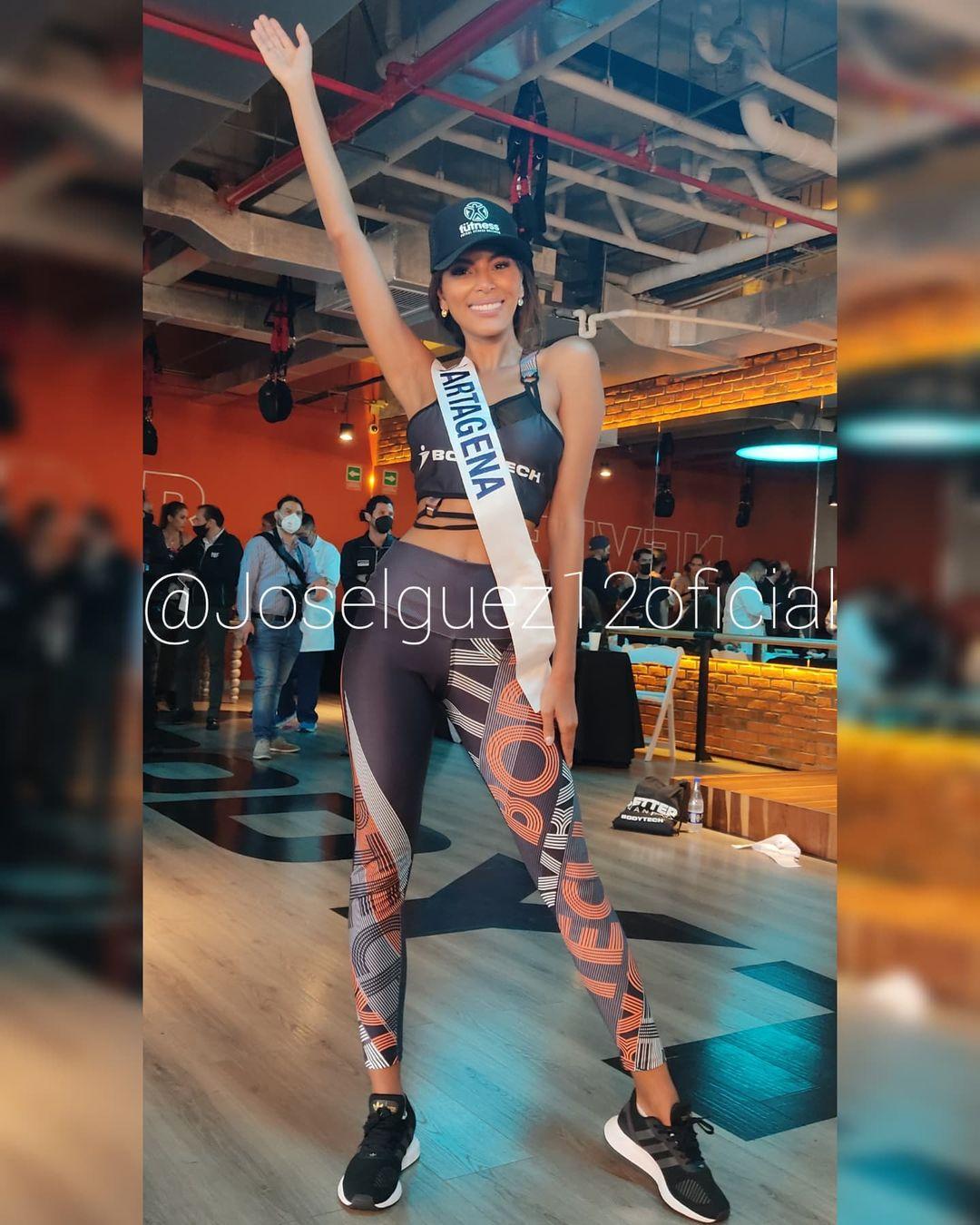 valeria ayos bossa, miss universe colombia 2021/miss water earth 2018. - Página 22 24190611